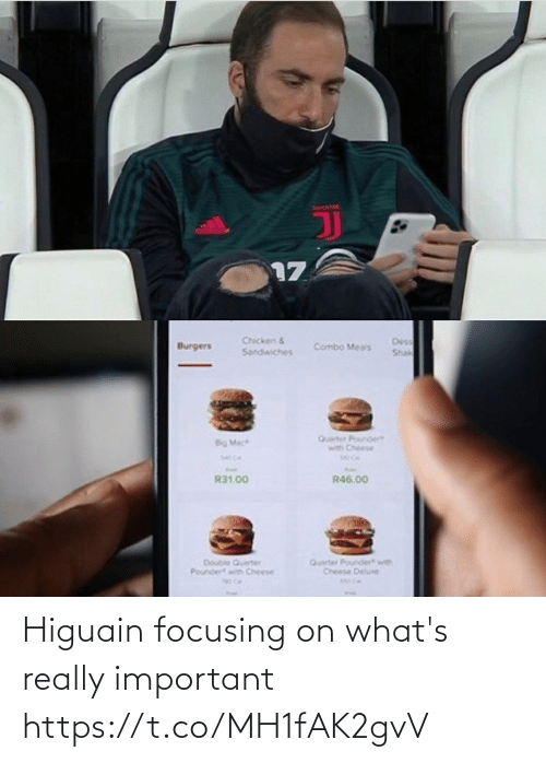 really: Higuain focusing on what's really important https://t.co/MH1fAK2gvV