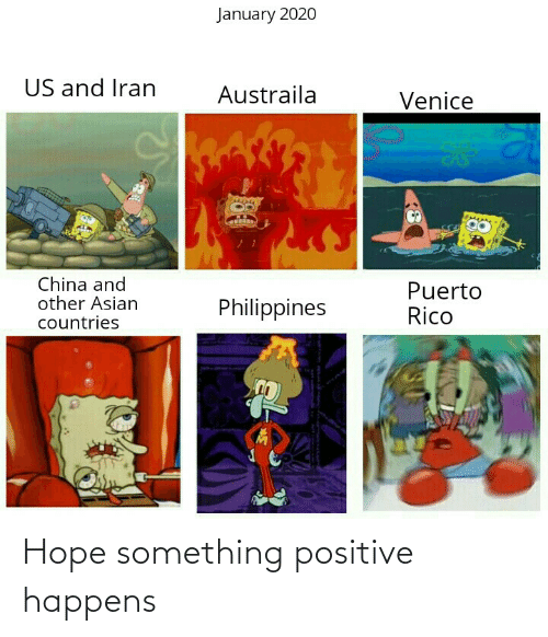 positive: Hope something positive happens