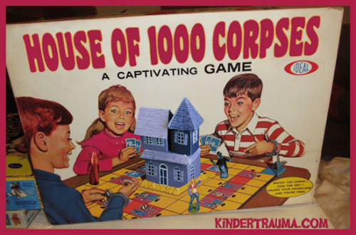 captivating: HOUSE 1000 CORPSES  A CAPTIVATING GAME  KİNDERTRAUMA.COM