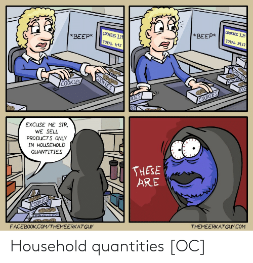 Household: Household quantities [OC]