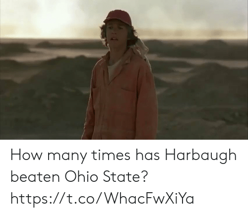 state: How many times has Harbaugh beaten Ohio State? https://t.co/WhacFwXiYa