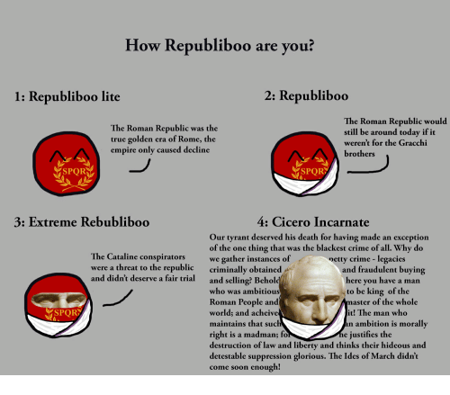 why was the roman republic facing