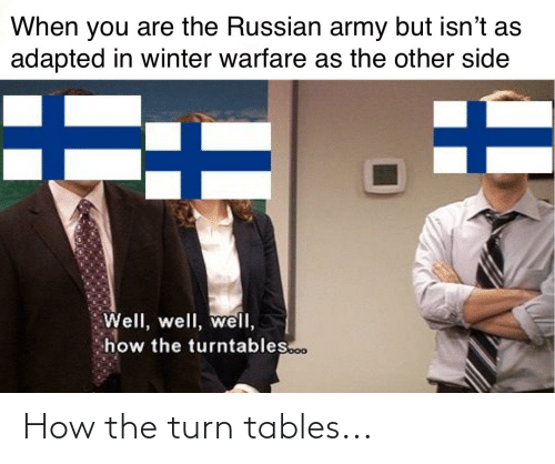 tables: How the turn tables...