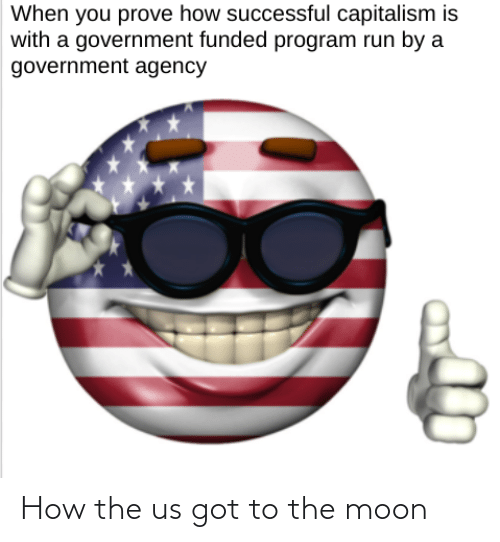 To The Moon: How the us got to the moon