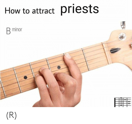 Memes, How To, and 🤖: How to attract priests  minor (R)