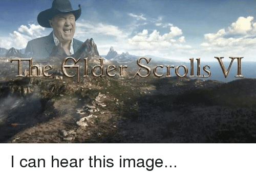 Image, Dank Memes, and Can: I can hear this image...