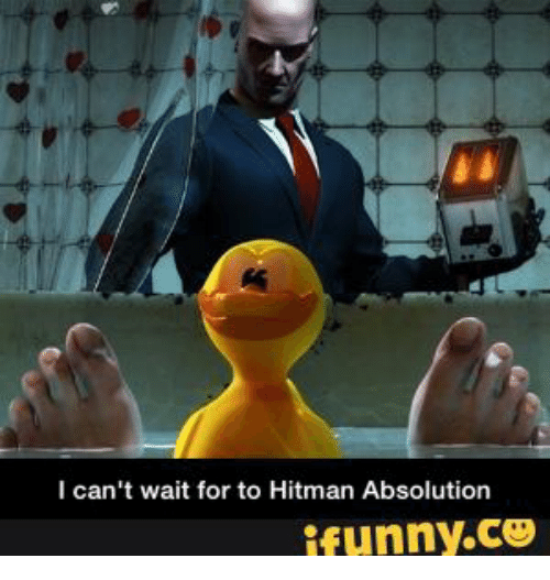i cant wait for to hitman absolution ifunny co 14383672 i can't wait for to hitman absolution ifunnyco hitman meme on