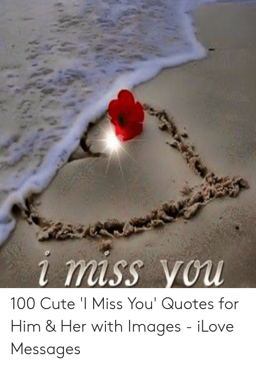 ✅ 25+ Best Memes About I Miss You Quotes for Him | I Miss You