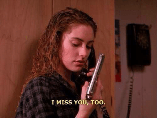 Miss You Too: I MISS YOU, TOO
