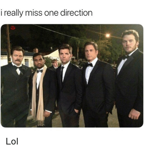 One Direction: i really miss one direction Lol