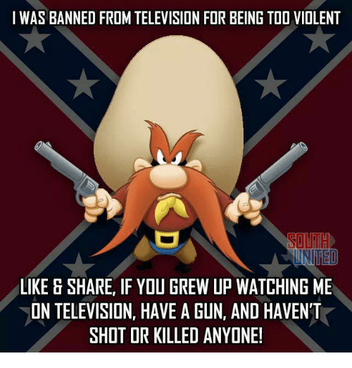 an argument against banning violence in television Transcript of should violence be banned from television should violence be banned on tv by nik stevanja is violence on tv good in a way i strongly believe that violence on tv is good in a way, because.