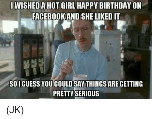 Birthday Facebook And Girls I WISHEDAHOT GIRL HAPPY BIRTHDAY ON FACEBOOK AND SHE