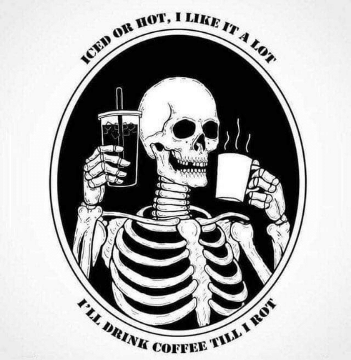 Coffee, Hot, and Ita: ICED OR HOT, I LIKE ITA LOT  I'LL DRINK COFFEE TILL I ROT  от