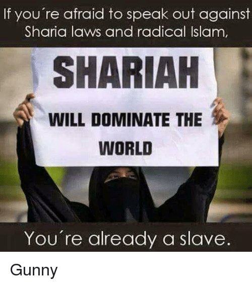 nature and authority of sharia law