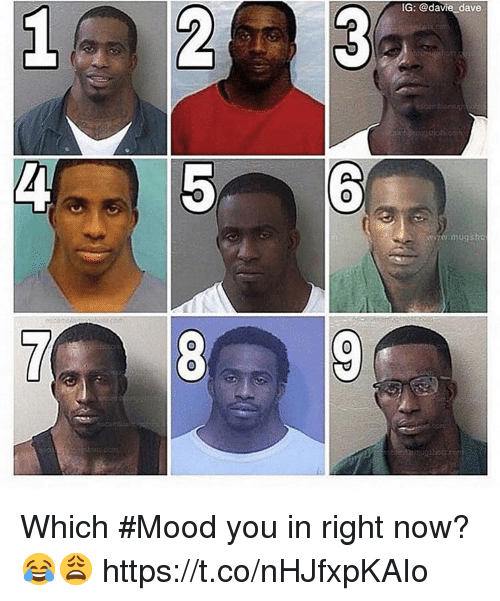 Mood, You, and Now: IG: @davie dave  73 m995  0 Which #Mood you in right now? 😂😩 https://t.co/nHJfxpKAIo