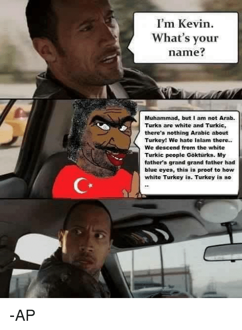 memes blue and islam i m kevin what s your name