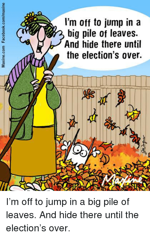 Election Over