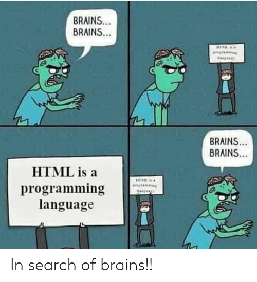 brains: In search of brains!!
