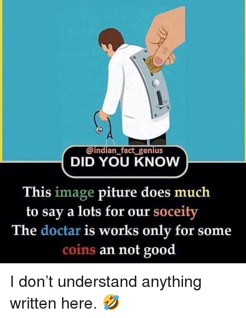Fact_genius DID YOU KNOW This Image Piture Does Much to Say a Lots