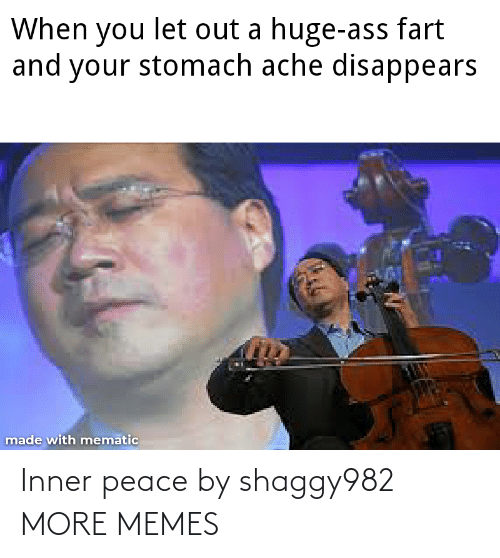 Inner: Inner peace by shaggy982 MORE MEMES