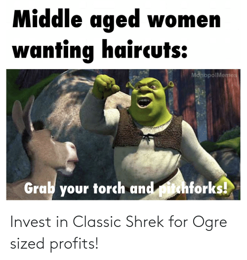 Shrek: Invest in Classic Shrek for Ogre sized profits!