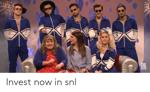 SNL: Invest now in snl