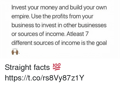 how to build your own business empire