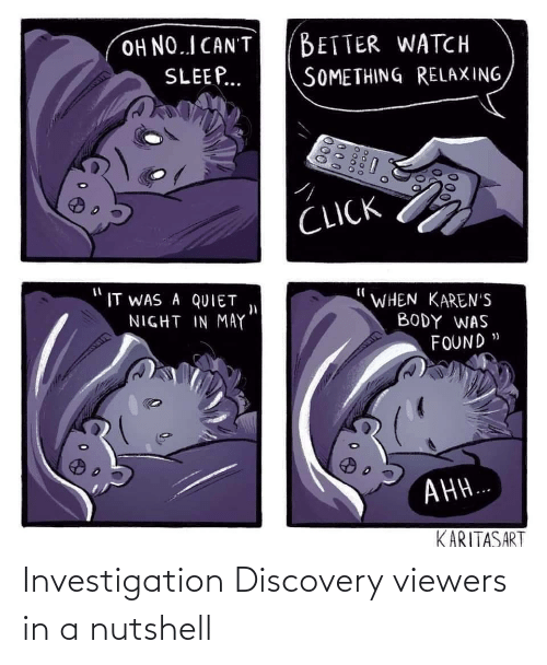 Investigation: Investigation Discovery viewers in a nutshell