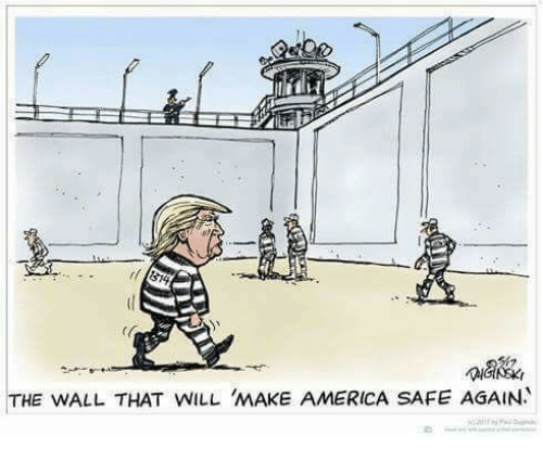 walle: ir  THE WALL THAT WILL MAKE AMERICA SAFE AGAIN.