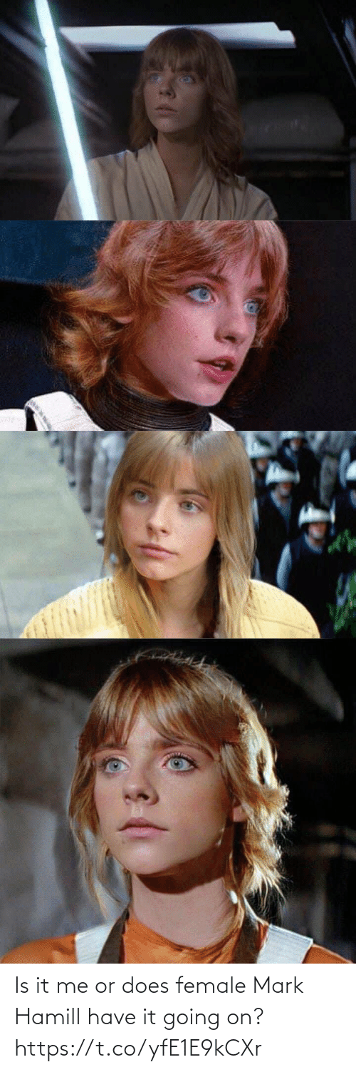 it-me: Is it me or does female Mark Hamill have it going on? https://t.co/yfE1E9kCXr