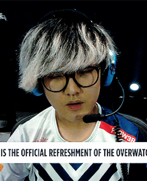 The, Overwat, and Official: IS THE OFFICIAL REFRESHMENT OF THE OVERWAT