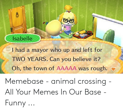 25 Best Memes About Isabelle Animal Crossing Meme