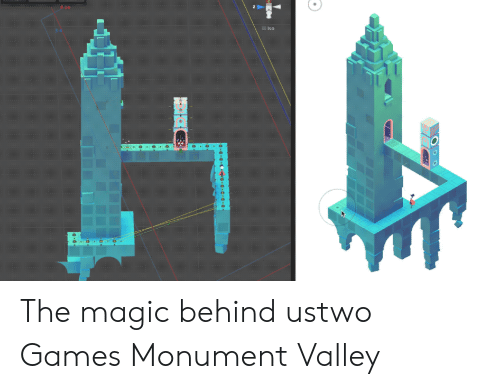 iso: Iso  3 4 The magic behind ustwo Games Monument Valley