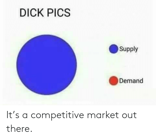 Competitive: It's a competitive market out there.