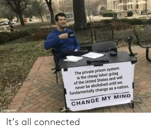 Connected: It's all connected