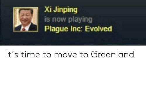 Move To: It's time to move to Greenland