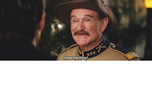 Last: ithelpstodream: One of Robin Williams's last lines as an actor.