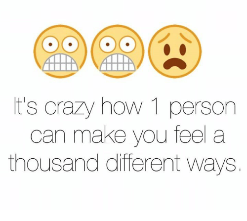 Crazy Memes And Its How 1 Person Can Make You Feel