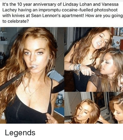 25+ Best Memes About Lindsay Lohan