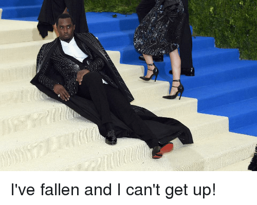i ve fallen and i can t get up funny meme on