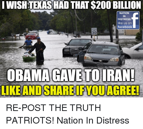 Distression: IWISH TEXAS HAD THAT S200 BILLION  NATION  IN  DISTRESS  like us on  facebook  30  OBAMA GAVE TOIR  LIKE AND SHARE IF YOU AGREE!  AN RE-POST THE TRUTH PATRIOTS!   Nation In Distress