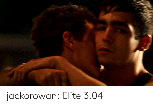 Elite: jackorowan:  Elite 3.04