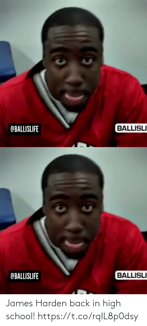 james: James Harden back in high school! https://t.co/rqIL8p0dsy