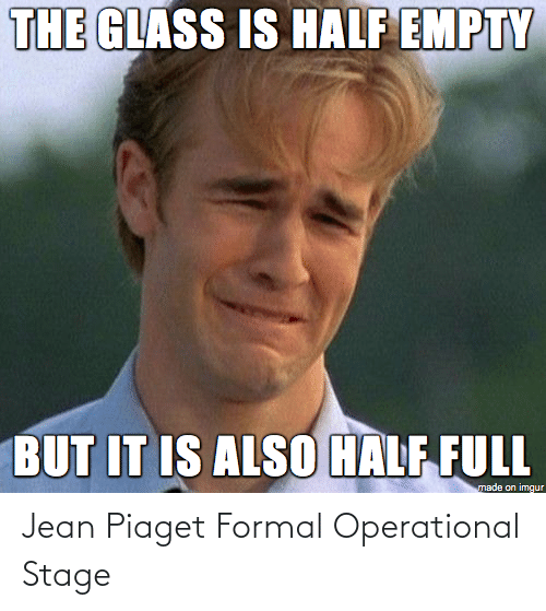 jean: Jean Piaget Formal Operational Stage