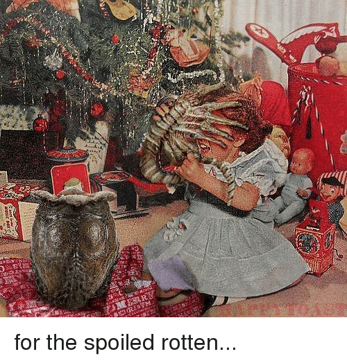 Memes, 🤖, and Rotten: jiCHRIaFM for the spoiled rotten...