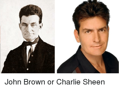 Charlie, Charlie Sheen, and History