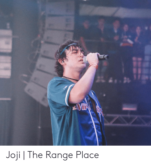 Joji Miller: Joji | The Range Place