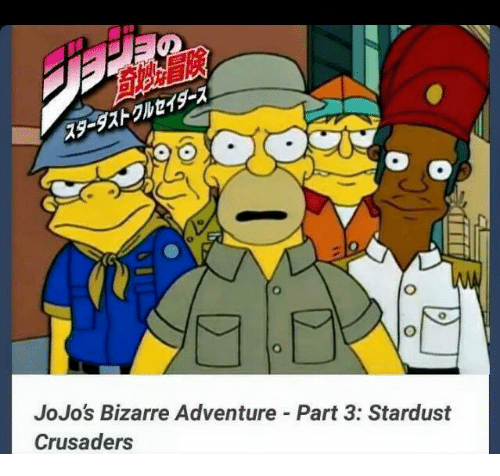 jojo bizarre adventure: JoJo's Bizarre Adventure Part 3: Stardust  Crusaders