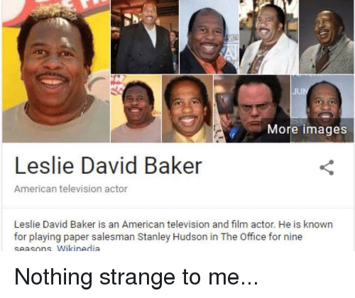 who plays stanley hudson