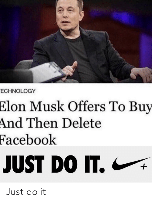do it: Just do it